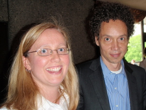 Malcolm Gladwell and me