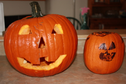 Jack olantern and inspiration