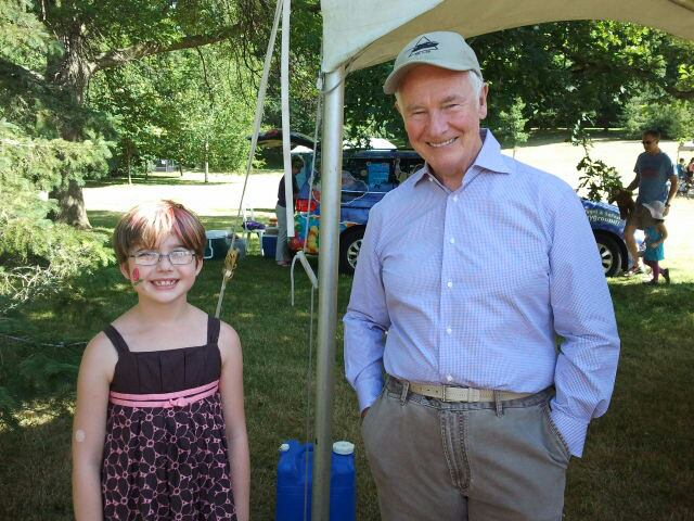 Reid and the Governor General